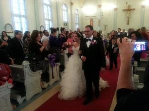 Congratulations Pietro & Lucinda